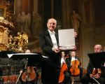 Teacher and conductor Angelo Cavallaro form Italy