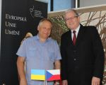 New prominent member of the EUA from Zaporozhye