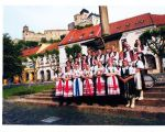 80 years of folklore in the Slovak village Kubra