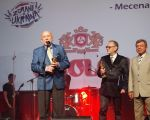 The Polish patron of the arts took over European Award